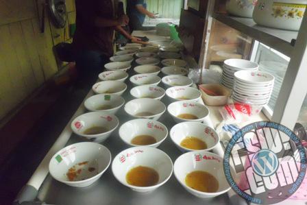 Borongan Mie ayam 14 porsi
