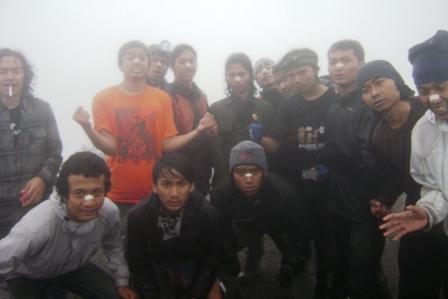 Foto-foto di puncak kenteng songo