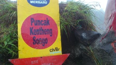 Puncak Kenteng Songo