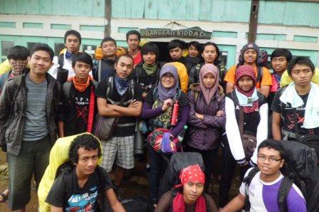 Basecamp Mbah Cip (Sanggar Kiddal)